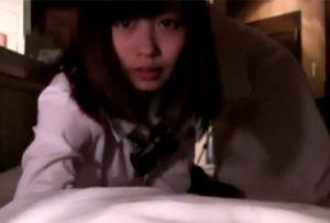 JKカップルの趣味の素人ハメ撮りで妊娠の瞬間を捉えた個人撮影のエロ動画